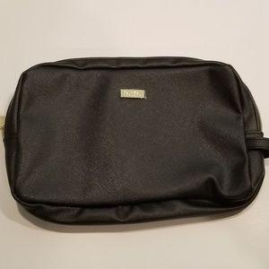 tarte Bags - Nwot Tarte makeup bag black super cute unused